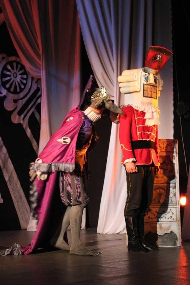 Щелкунчик. Детский спектакль в Тольятти. Новогодний спектакль в Тольятти