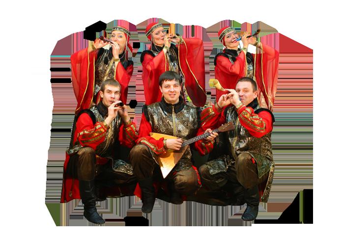 ансамбль популярной народной песни Жигули