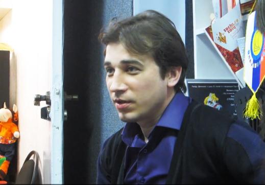 Виктор Мартынов, режиссёр, художественный руководитель, театр Дилижанс