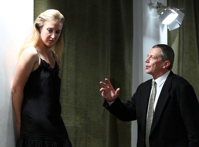 Богатые невесты, Школа драматического искусства