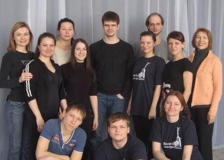 Александр Савчук, мастер-класс по актёрскому мастерству