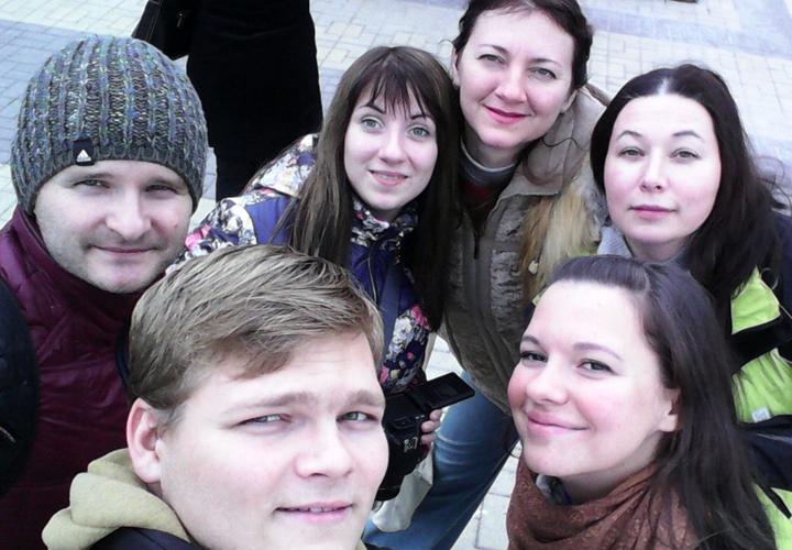 команда театра Дилижанс