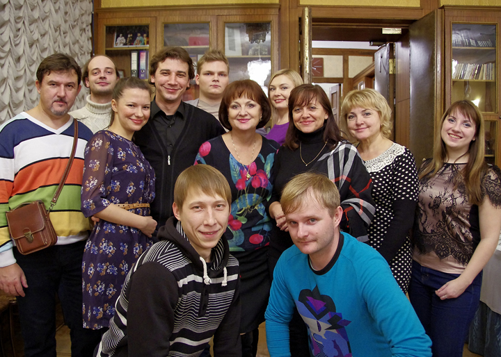 Коллектив театра Дилижанс