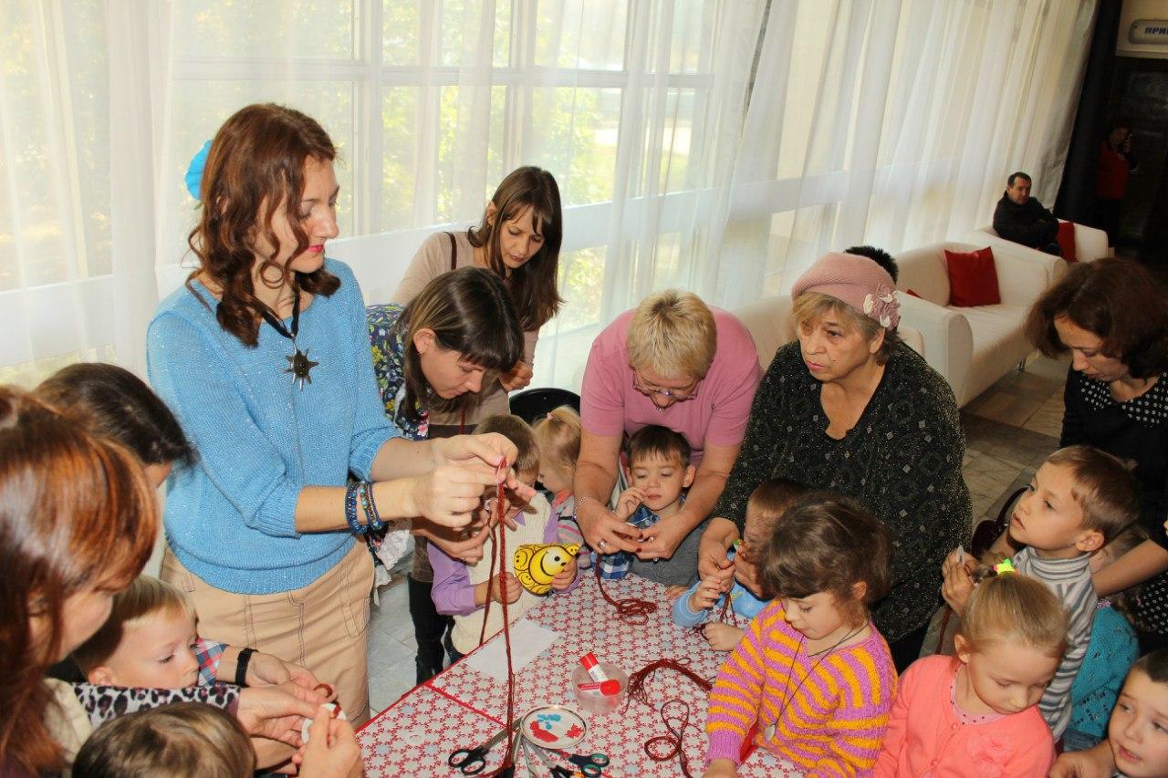 мастер-классы для детей в Тольятти