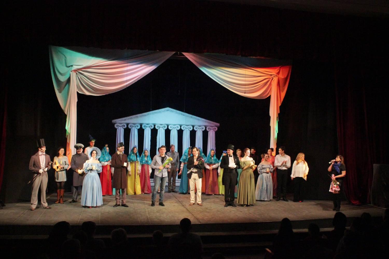 Бенефис, творческий вечер театральных композиторов Тольятти