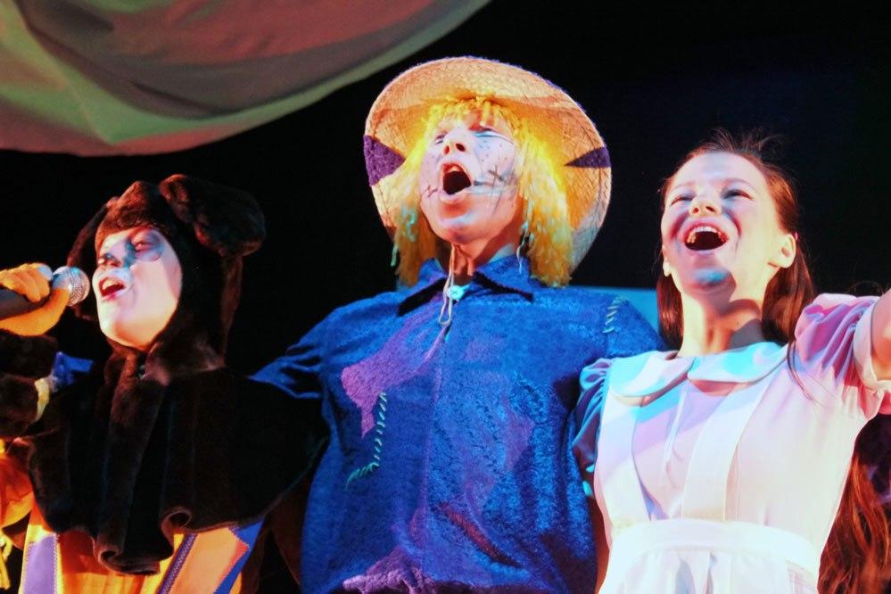 Путешествие в Изумрудный город - театр Дилижанс