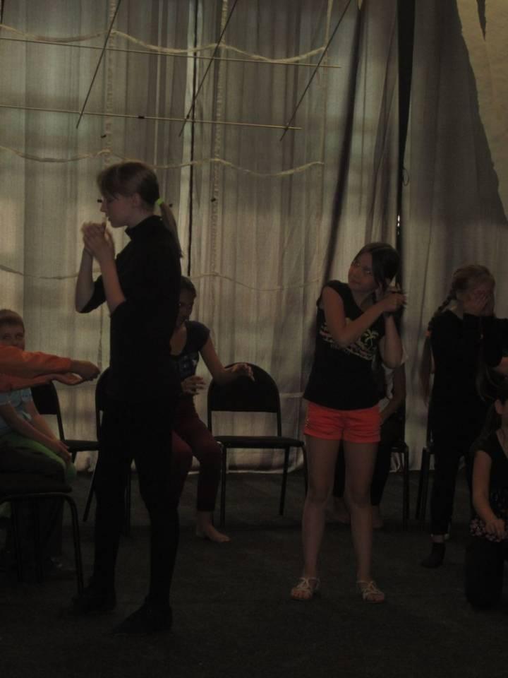 театр Дилижанс, театральная студия