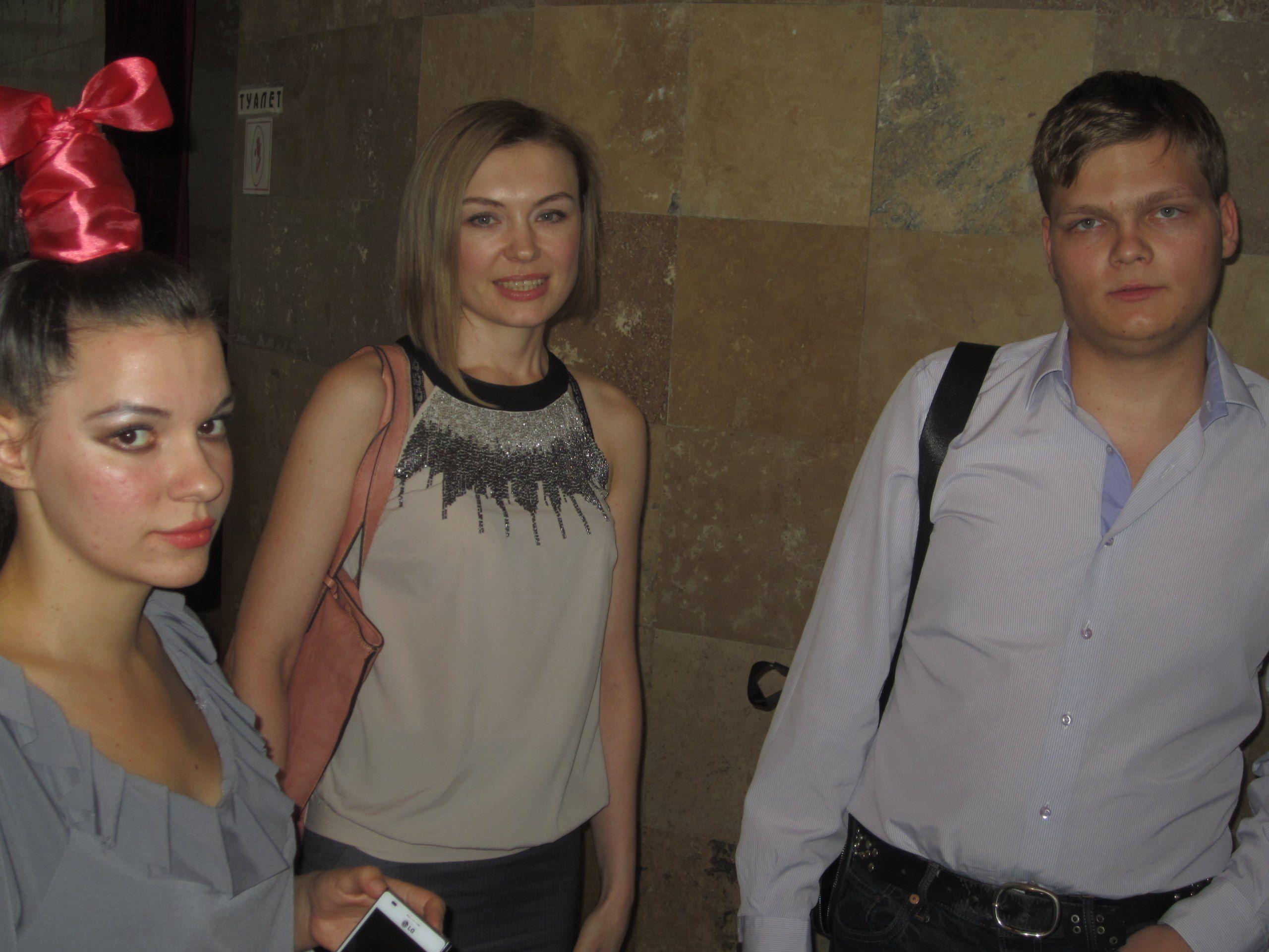Ирина Храмкова - актриса