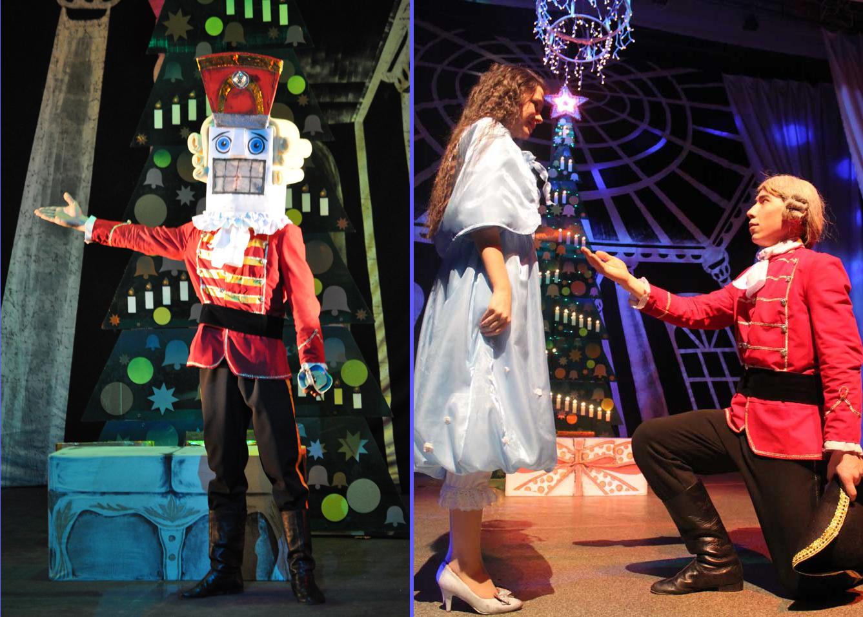 Щелкунчик. Рождественский спектакль. Театр Дилижанс. Тольятти