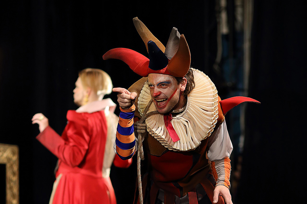 Король забавляется (Rigoletto)